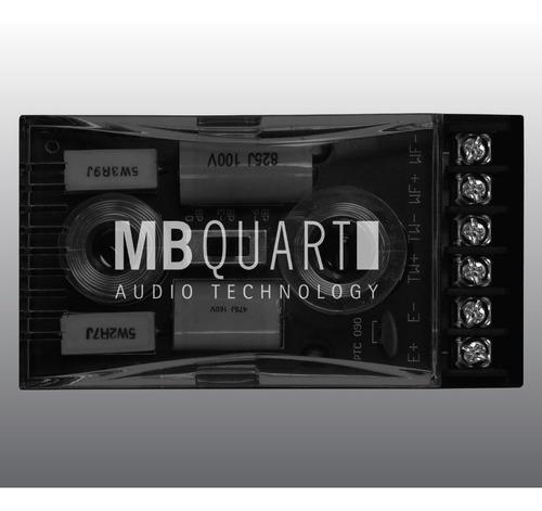 kit de som mb quart para bmw qm200.3
