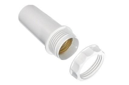 kit de soquete para abajúr coluna e de mesa e arandela 20 pç
