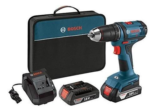 kit de taladro de herramientas electricas bosch ddb181-02 -