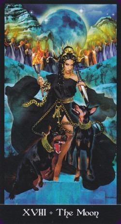 kit de tarot apokalypsis (edición en inglés)