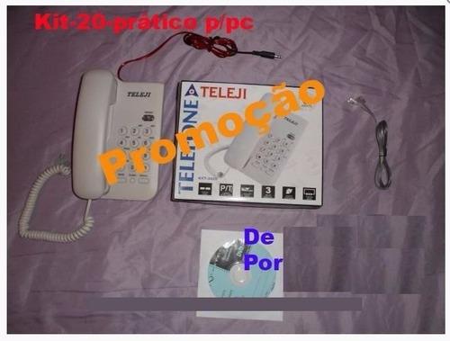 kit de telemensagem complet 5600 mensagens