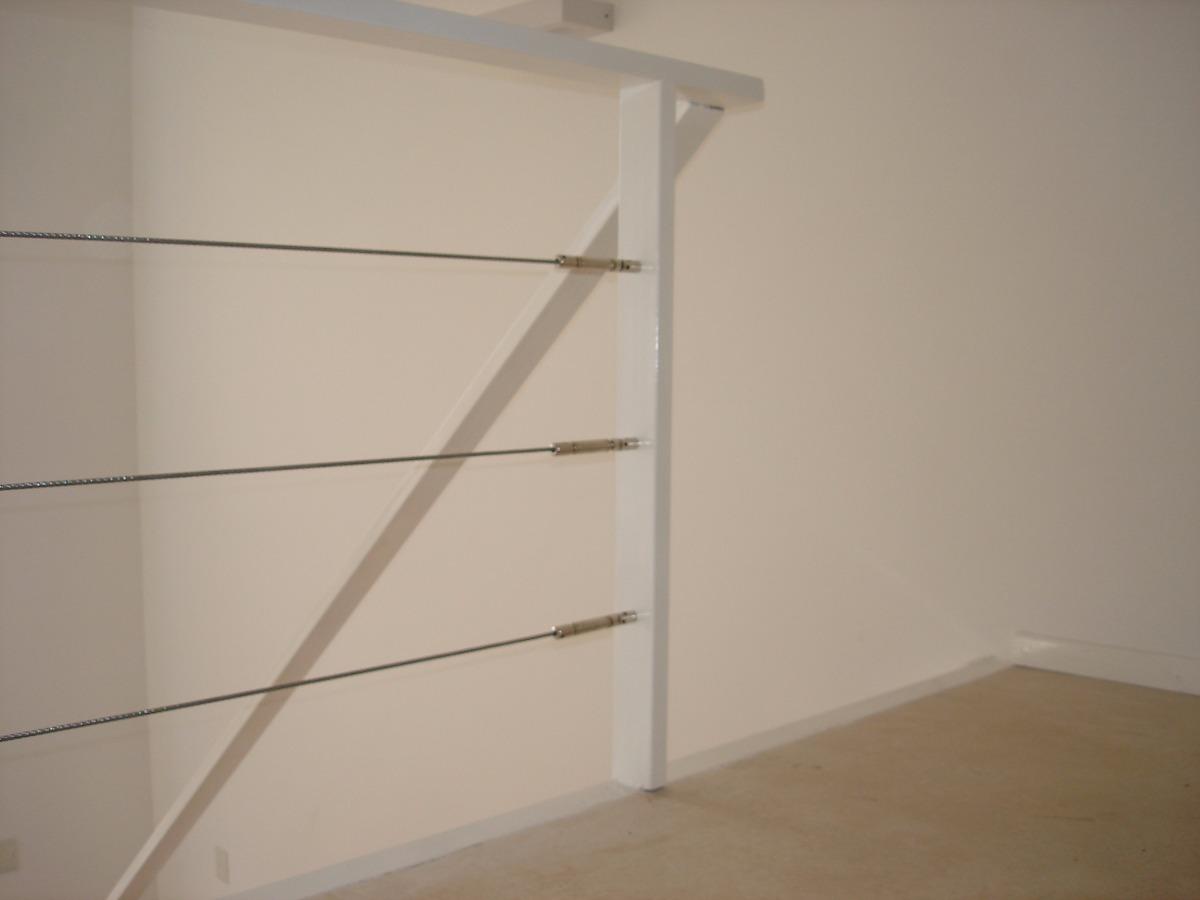 Baranda de escalera de hierro perfect barandilla de metal - Barandas de escaleras ...