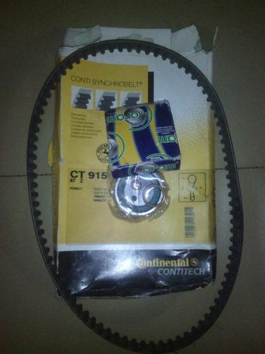 kit de tiempo de twingo 8 valvulas renault