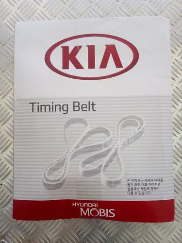 kit de tiempo kia sportage 2.7 100% original oferta