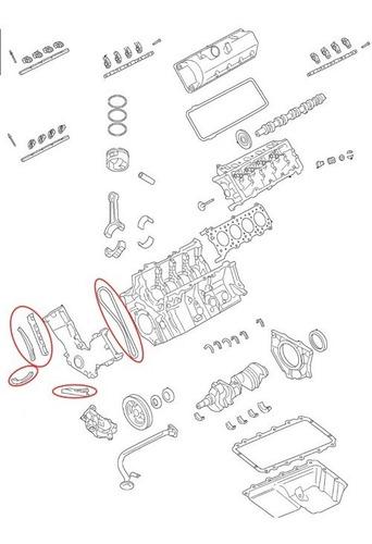 kit de tiempo original básico 9 piezas súper duty 6.2l
