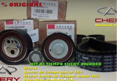 kit de tiempo original chery tiggo 2,0,  h5