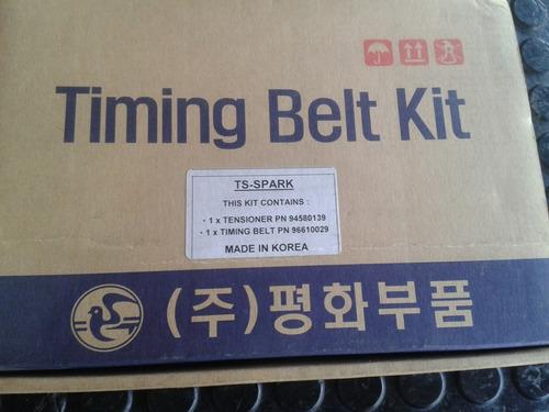kit de tiempo spark original (koreano fabricante original).