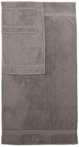 kit de toallas egipcias pinzon®  set de 6 unds. algodon