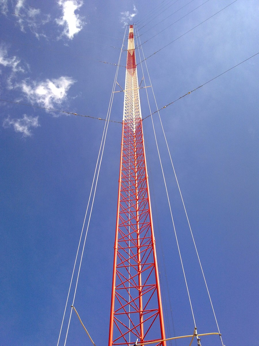 Kit De Torre Arriostrada De Piso De 42 M Altura Stz45g