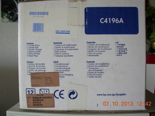 kit de transferencia para hp color lj 4500-4550 nuevo