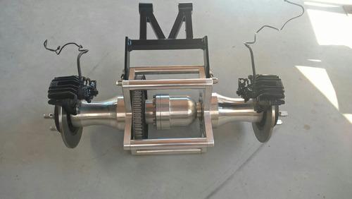 kit de transformação triciclo harley