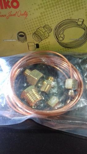 kit de tubería reloj presión de aceite filko hg-312