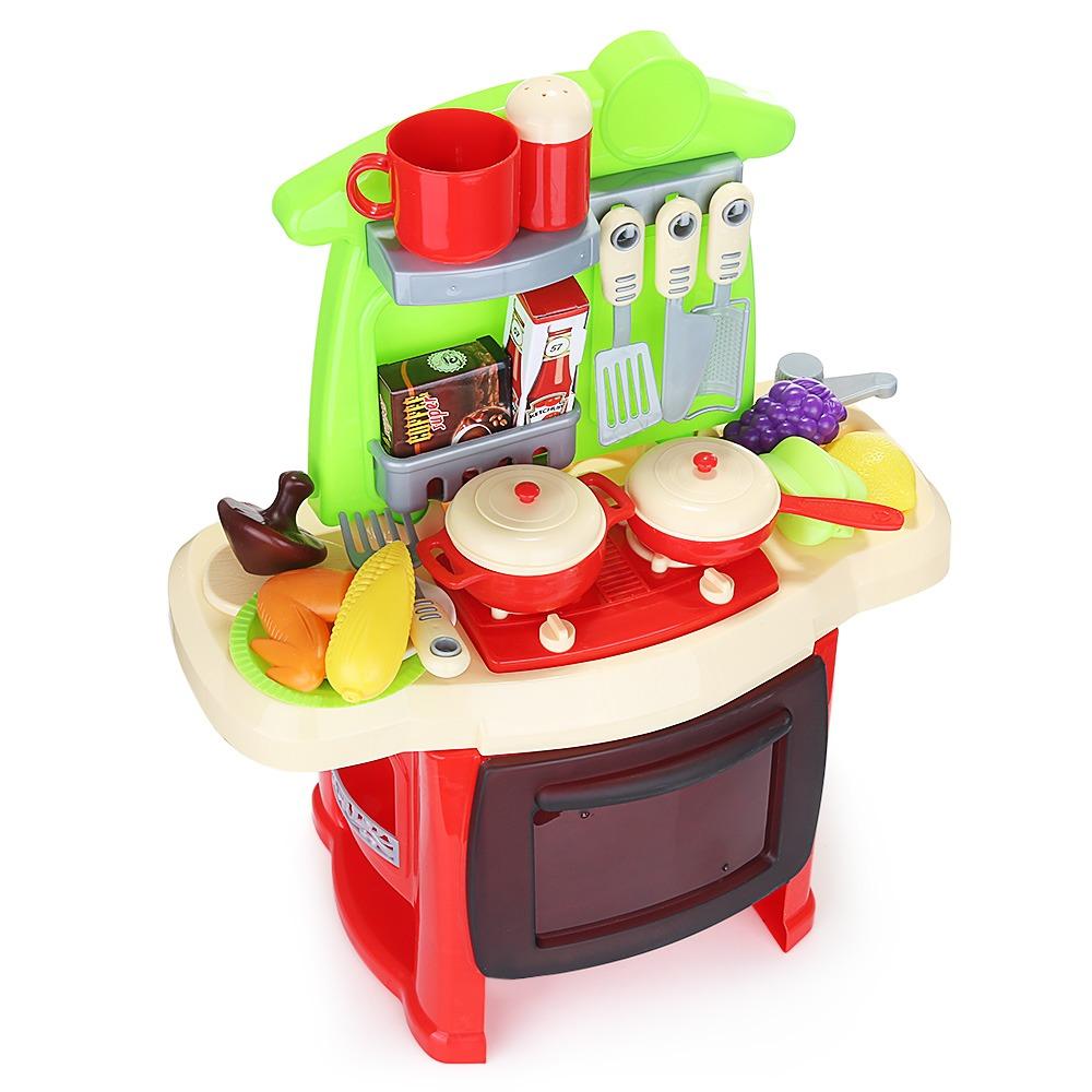 Kit de utensilios de cocina de juguete para ni os 693 - Utensilios de cocina para ninos ...