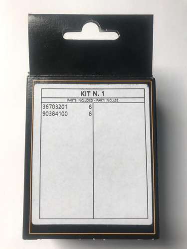 kit de válvulas check interpump para bomba alta presión w921