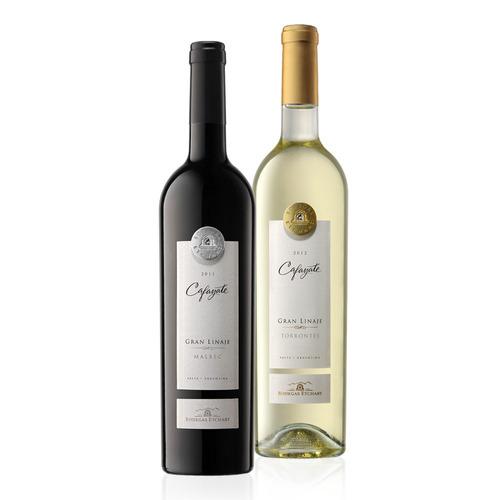 kit de vinhos intermediário