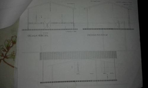 kit de vivienda solo los tubo y las vigas