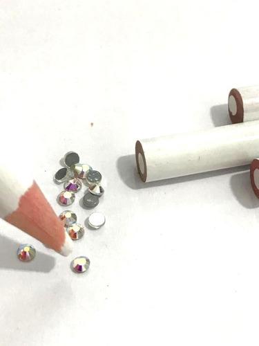 kit deco o set de decoración 15 pinceles brochas dotting art
