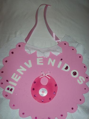 kit: decoracion para bautismo, 1º añito, baby shower.