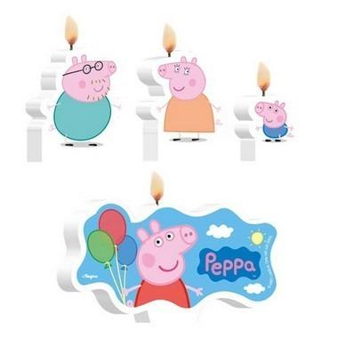 kit decoração de festa infantil - *peppa pig - regina festas