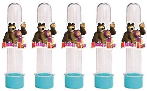 kit decorativo infantil masha e o urso (menino) 265  peças