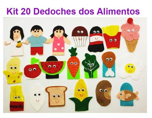 kit dedoches - 20 und