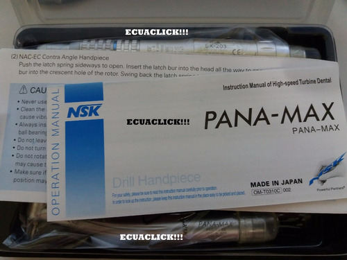 kit dental completo nsk envios nacionales garantia total