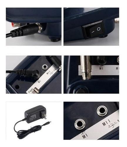 kit dermografo profissional micropigmentação cheyenne agulha