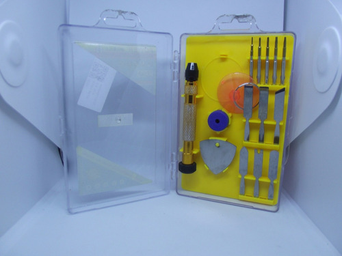 kit desmontar abrir  15 em 1 iphone sansung etc