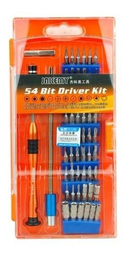 kit destornillador precision 58 en 1 para mac