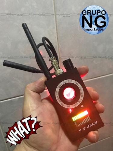 kit detector de relogio  outros espioes profissional pegadin
