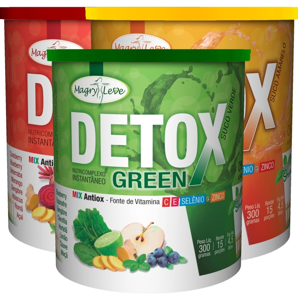 Green Dtox preço