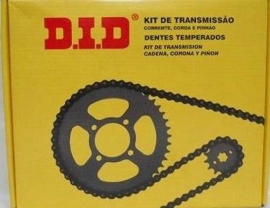 kit did brasil honda cg fan titan 125 - sti motos