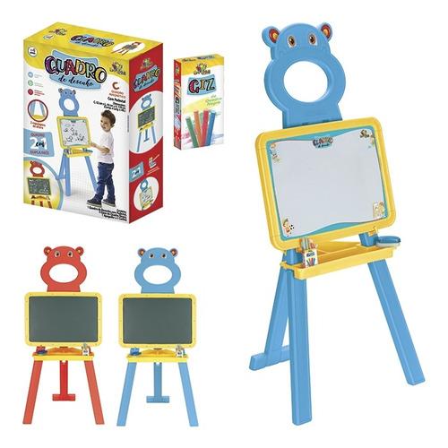 kit didatico de pintura e desenho educativo completo boys