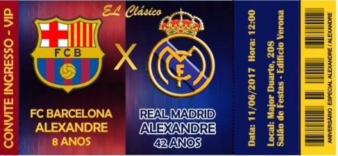 Kit Digital Barcelona E Real Madrid Arquivo Silhouette R 1500 Em