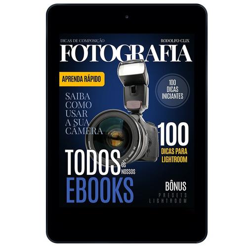 kit digital curso de fotografia e dicas