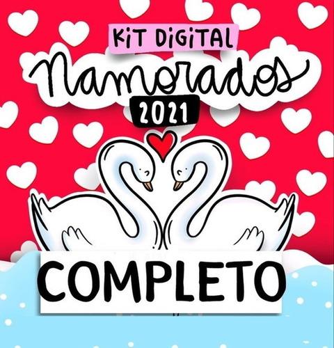 kit digital dia dos namorados 2021