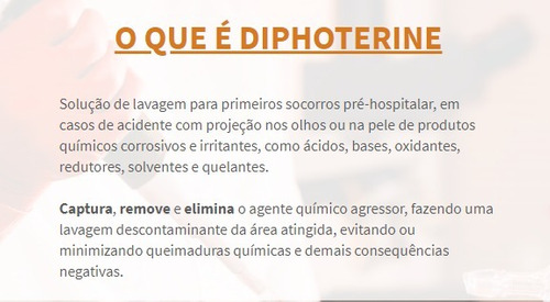 kit diphoterine