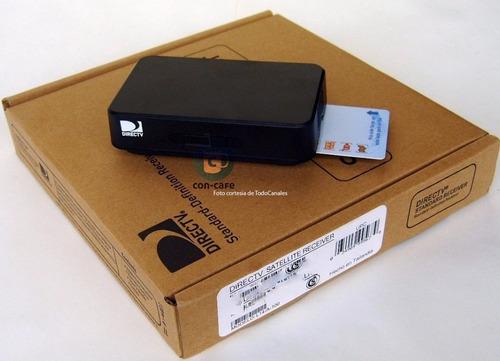 kit directv basico antena + decodificador