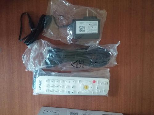 kit directv decodificador hd prepago directv (95 verdes)