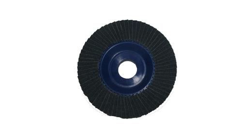 kit disco lixa bosch flap 4.1/2 g40 para lixadeira 10 uni