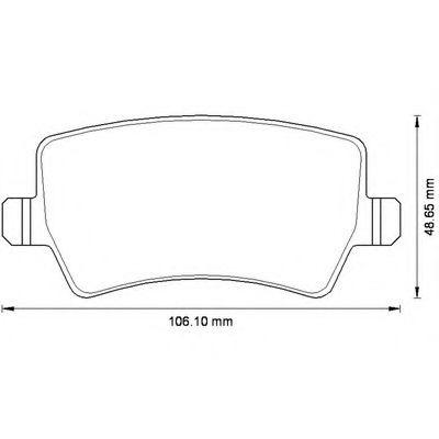 kit disco + pastilha dianteira e traseiro evoque 2013