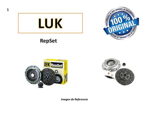 kit disco/prensa balinera bi-disco kodiak marca luk