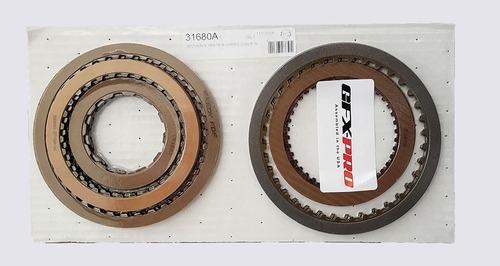 kit discos composite 4l30e 328i 528i omega 4.1 e 3.0