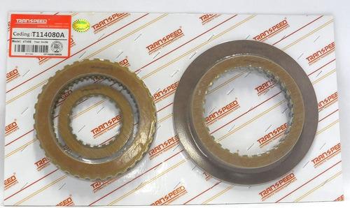 kit discos composite 4t45 gm captiva sport 2.4 l4