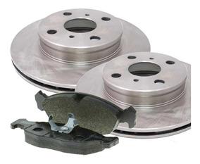 Discos De Freno 259mm VENTILADOS RENAULT MEGANE 1.4 16V 1.4 e 1.6i Pastillas de Freno Delantero