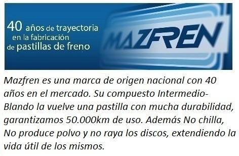 kit discos y pastillas de freno fiat 133 128 1100