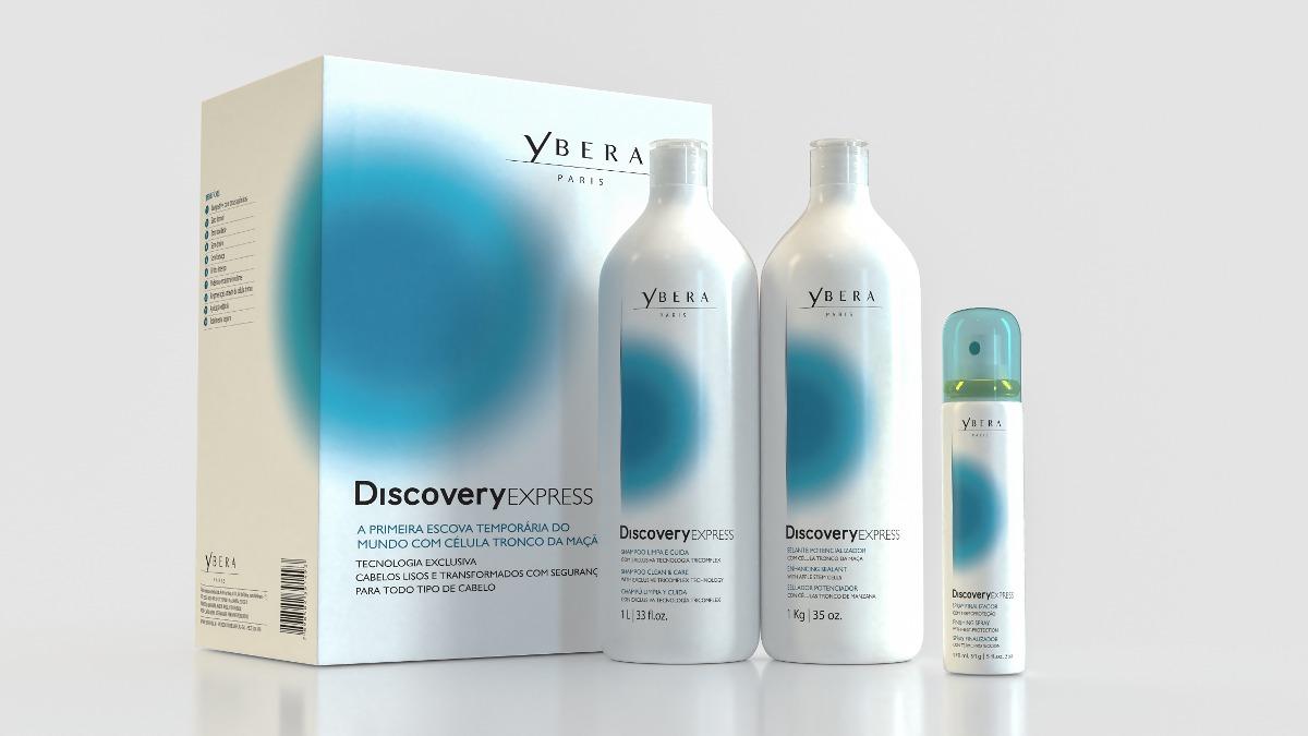 9879ee0f8 Kit Discovery Express Ybera Paris - R$ 569,00 em Mercado Livre
