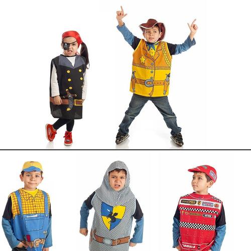kit disfraz acción aventura juegos juego niño niña 3 a 6