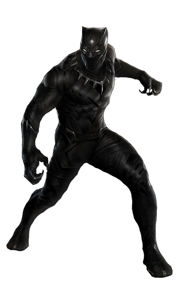 Kit Display Pantera Negra C/ 8 Peu00e7as + Painel 20 X 150 Mt - R$ 18500 Em Mercado Livre