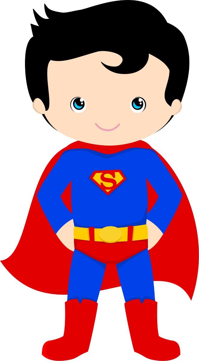 Kit Display Super Homem Cute 7 Pe 231 As R 129 96 Em